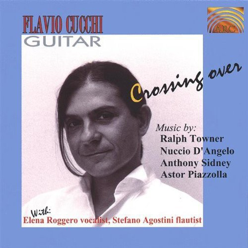 Crossing Over Towner Dangelo Sidney Piazzolla
