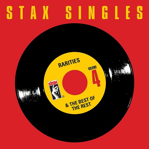 Stax Singles, Vol. 4: Rarities & Best Of (Various Artists)
