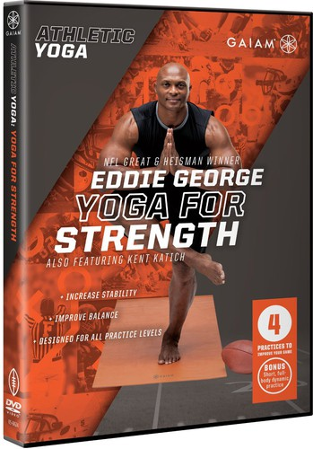 Athletic Yoga: Yoga for Strength W/  Eddie George