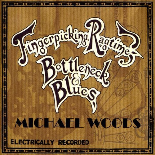 Fingerpicking Ragtime Bottleneck & Blues
