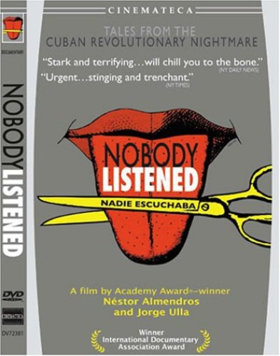 Nobody Listened [Full Frame] [Documentary]