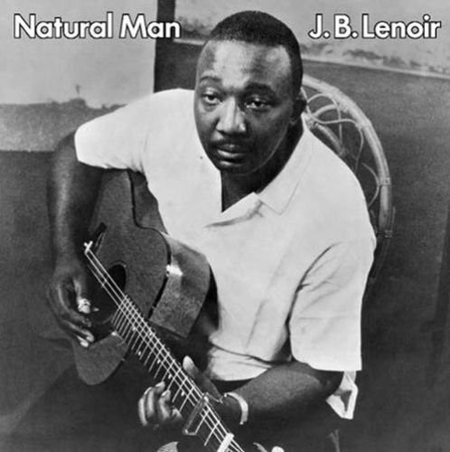 Natural Man [Import]