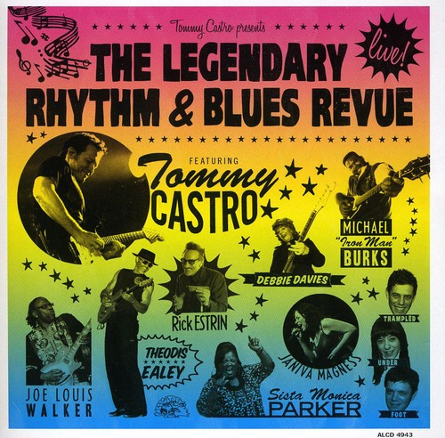 Presents the Legendary Rhythm & Blues Revue: Live