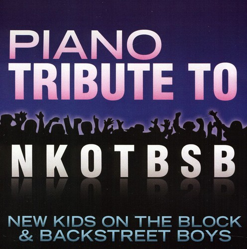 Piano Tribute to New Kids on Block & /  Various