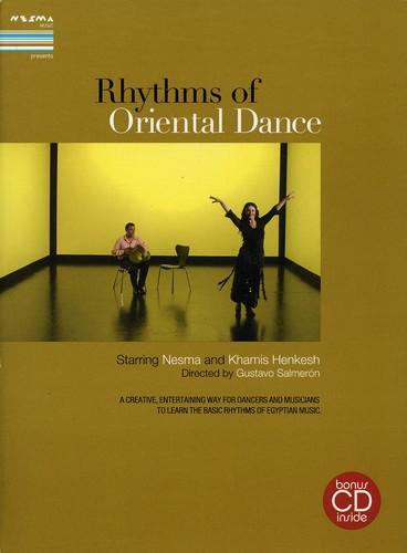 Rhythms Of Oriental Dance [Bonus CD]