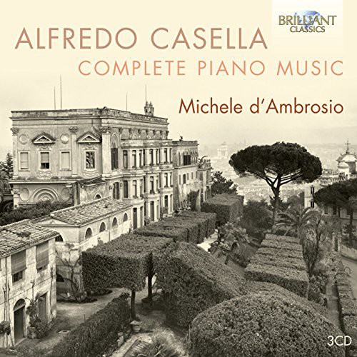 Complete Piano Music
