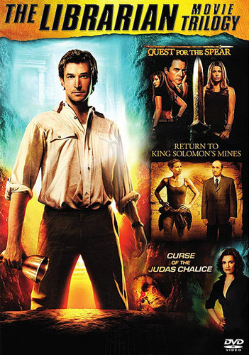 The Librarian Trilogy