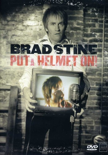 Brad Stein: Put a Helmet on