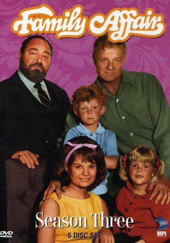Family Affair: Season Three [Boxed Set]