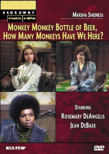 Monkey Monkey Bottle Of Beer How Many Monkeys Have We Here [Stage Play