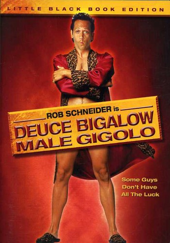 Deuce Bigalow: Male Gigolo - Little Black Book Edt