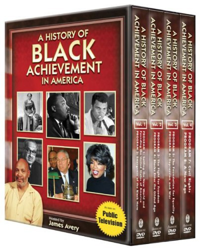 History of Black Achievement in America