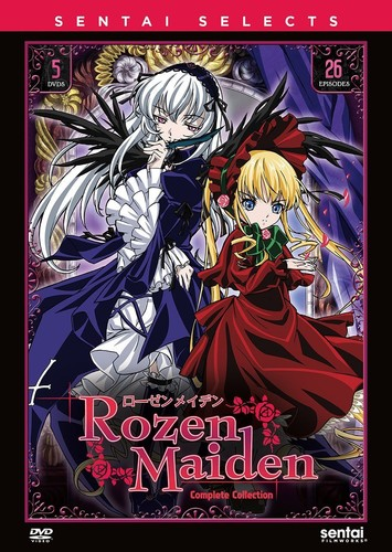 Rozen Maiden: Complete Collection