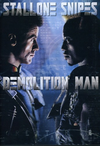 Demolition Man [Widescreen] [Repackaged]