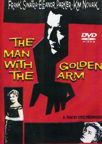 Man with the Golden Arm with Frank Sinatra