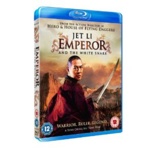 Emperor & the White Snake [Import]