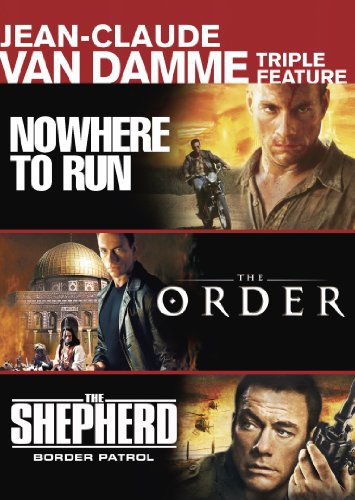 Jean-Claude Van Damme Triple Feature