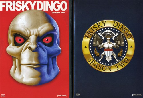 Frisky Dingo: Season One & Two