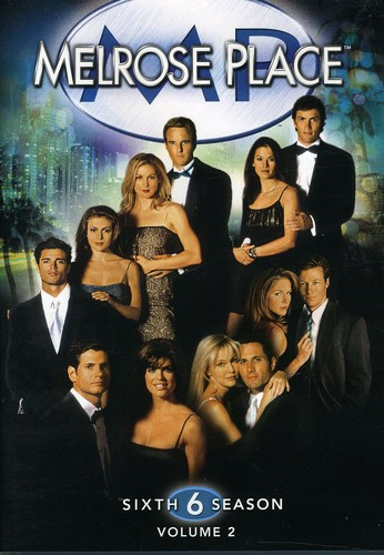 Melrose Place: The Sixth Season, Vol. 2 [Full Frame] [3 Discs]