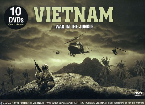 Vietnam: War In The Jungle [Boxed Set]