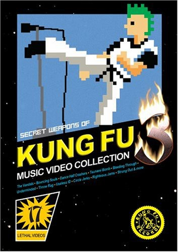 Secret Weapons of Kung Fu 3 /  Various