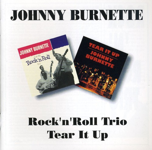 Rock N Roll Trio /  Tear It Up [Import]