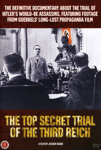 Top Secret Trial of Third Reich