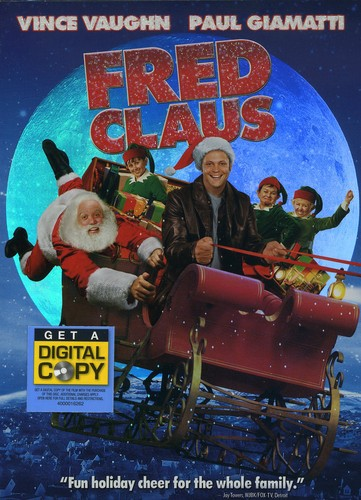 Fred Claus [Widescreen] [Full Frame] [O-Sleeve]