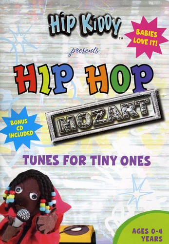 Hip Hop Mozart: Tunes for Tiny Ones (2PC) (W/ CD)