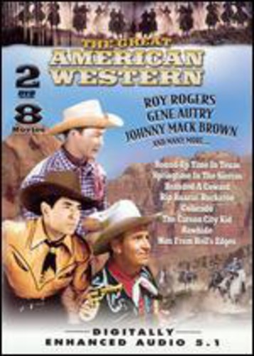 The Great American Western, Vol. 13
