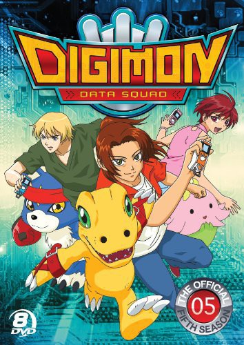 Digimon Data Squad: Season 5