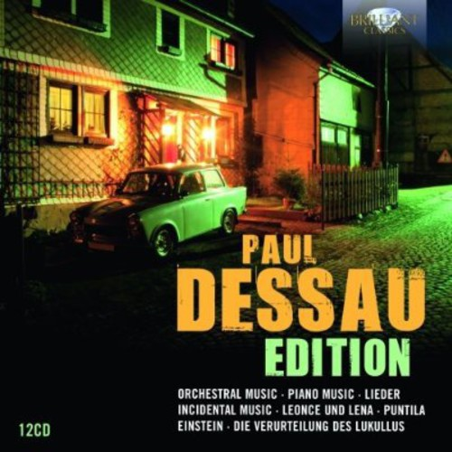 Paul Dessau Edition