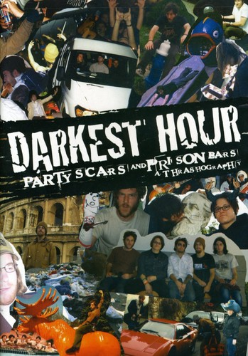 Party Scars & Prison Bars a Thrashography