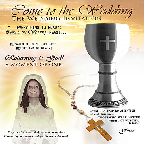 Come to the Wedding!-The Invitation