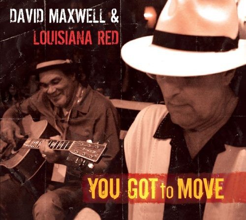 You Got To Move [Digipak]