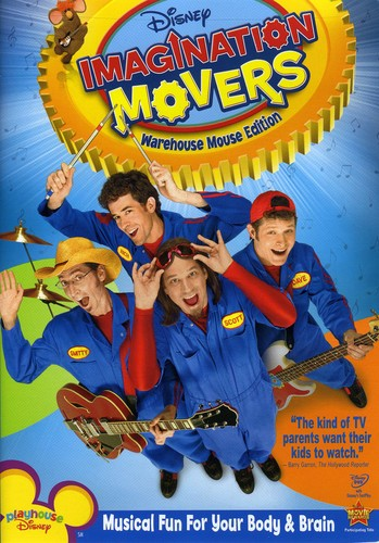 Imagination Movers, Vol. 1: Warehouse Mouse Edition