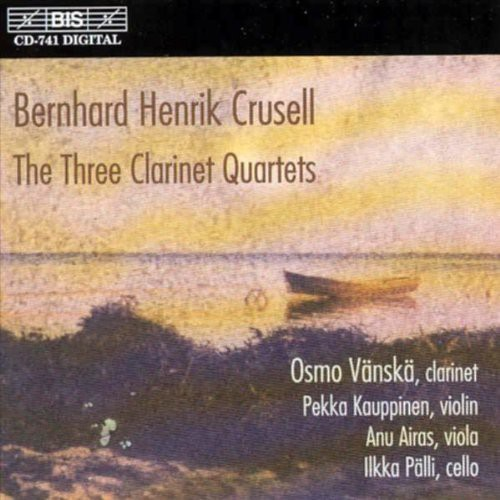 3 Clarinet Quartets