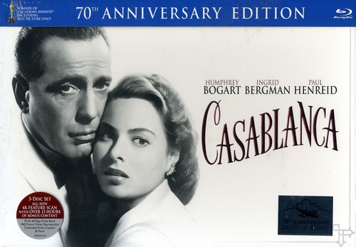Casablanca (70th Anniversary Edition)