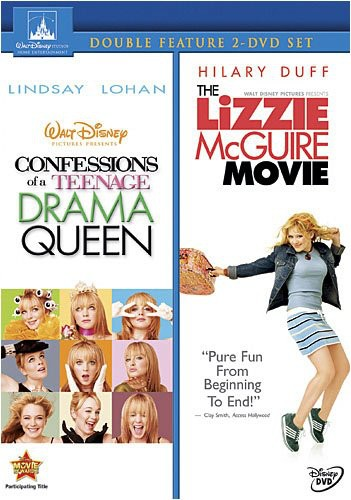 Confession Of A Teenage Drama Queen/ The Lizzie McGuire Movie [Double Feature] [2 Discs]