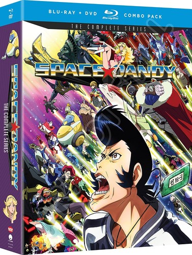 Space Dandy: The Complete Series