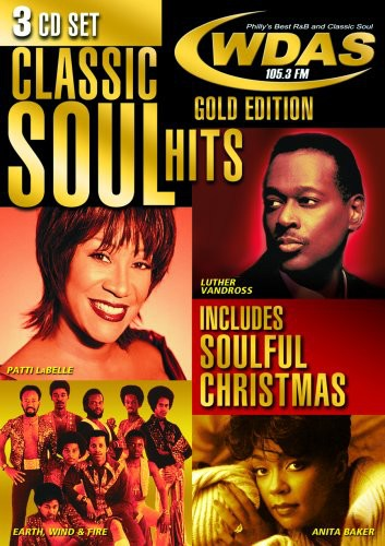 Classic Soul Hits Gold Edition Wdas 105.3FM /  Various