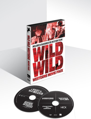 Wild Wild Westerns Movie Pack