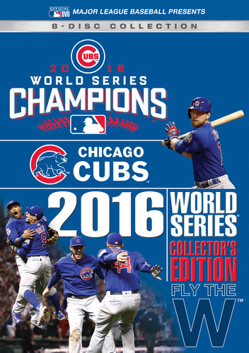 Chicago Cubs 2016 World Series (Collector's Edition)