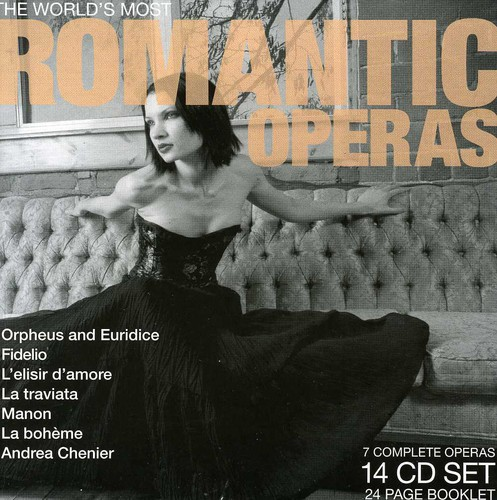 World's Most Romantic Operas /  Various