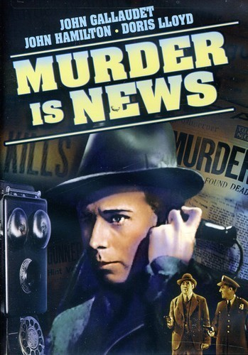 Murder Is News (1937)