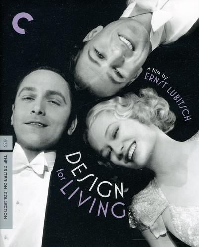 Criterion Collection: Design For Living [Full Frame] [B&W]
