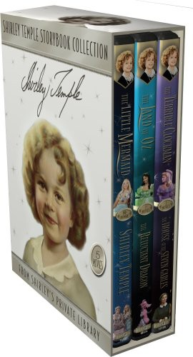 Shirley Temple Storybook Collection: The Terrible Clockman/ The House OF The Seven Gables/ The Land Of Oz/ The Reluctant Dragon/ The Little MermAid