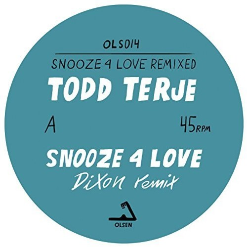 Snooze 4 Love (dixon & Luke Abbott Remixes)