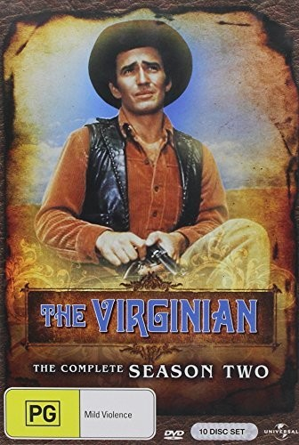 Virginian: Season 2 [Import]