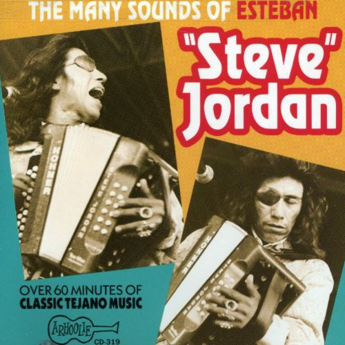 Many Sounds of Steve Jordan